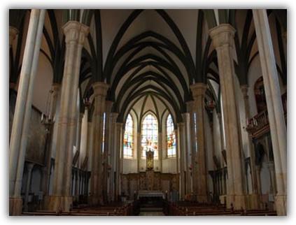 santuario neogotico