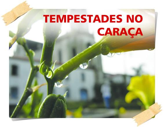 Após a tempestade, volta a paz no Caraça. (Esta foto fará parte da próxima exposição fotográfica do Padre Lauro Palú).